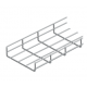 150mm Cable Basket Tray x 3 Metre (HDG)